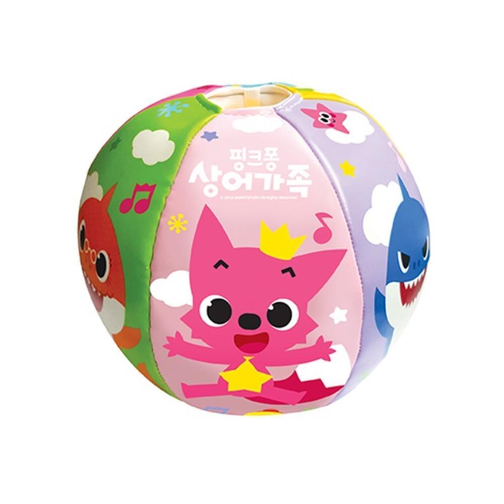 아기 소근육 발달 핑크퐁 멜로디볼 장난감 유아장난감