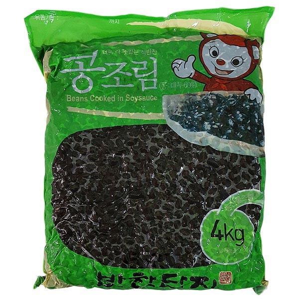 [현재분류명],180822DSPRO-3254 (냉장)반찬단지 콩조림 4kg 5개,콩조림,땅콩조림,조림반찬
