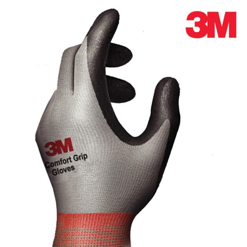 [더산3M]3M 니트릴 폼 코팅장갑 L/M/코팅장갑/반코팅장갑/니트릴장갑/작업용장갑/컴포트장갑/공업용장갑/산업용장갑