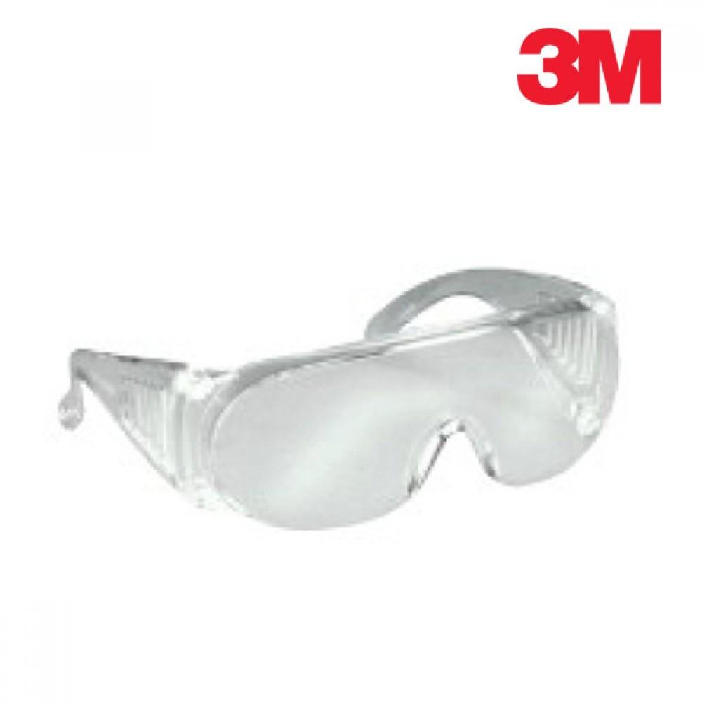 [더산3M]3M 산업용 보안경 1611/보안경/보호안경/작업용안경/작업용고글/산업용고글/안전보호구/작업안경/플라스틱보안경