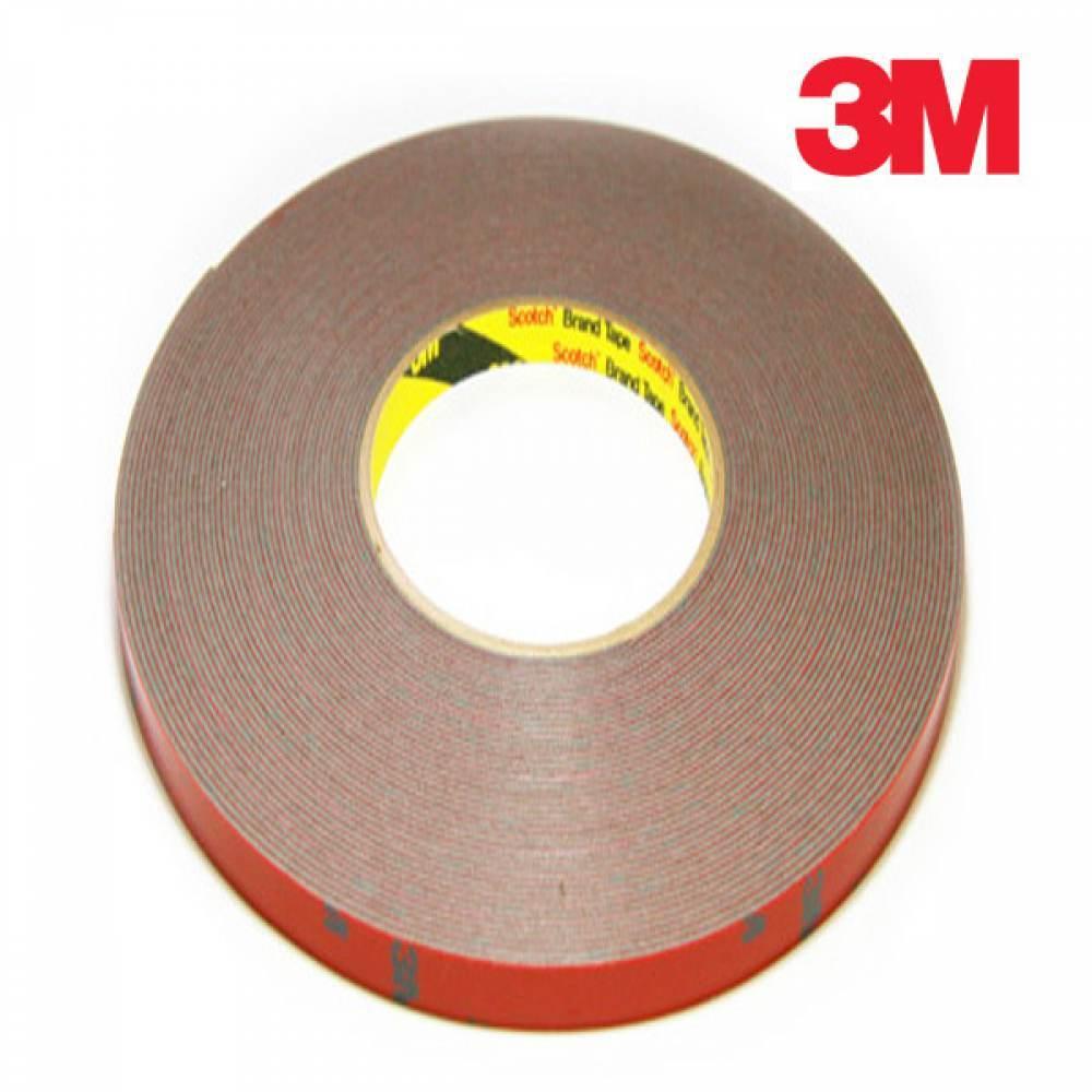 [더산3M]3M 몰딩양면테이프 20mm x 16.5M/양면테이프/몰딩양면테이프/3M양면테이프/3M테이프/두꺼운양면테이프/테이프/접착테이프