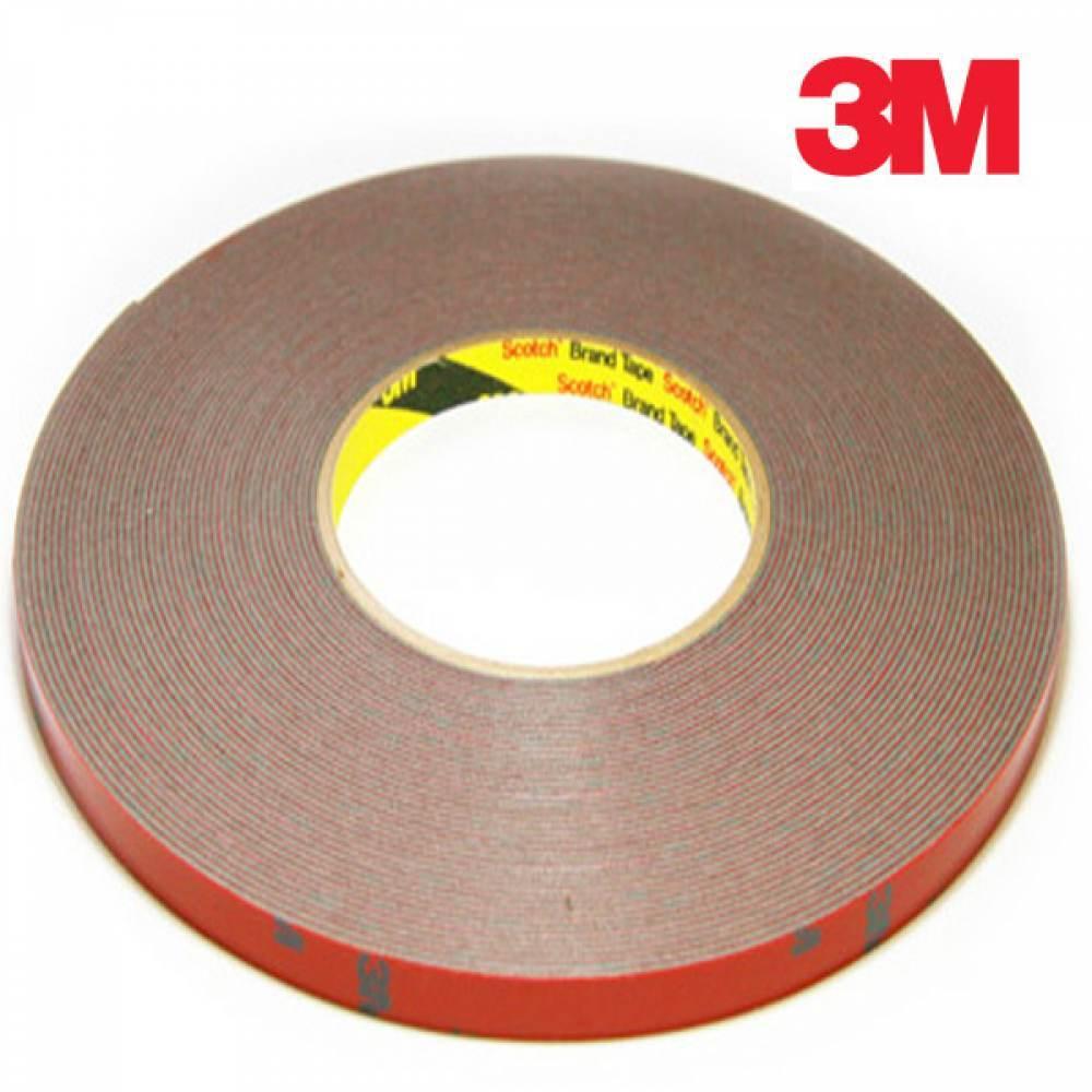 [더산3M]3M 몰딩양면테이프 25mm x 16.5M/양면테이프/몰딩양면테이프/3M양면테이프/3M테이프/두꺼운양면테이프/테이프/접착테이프