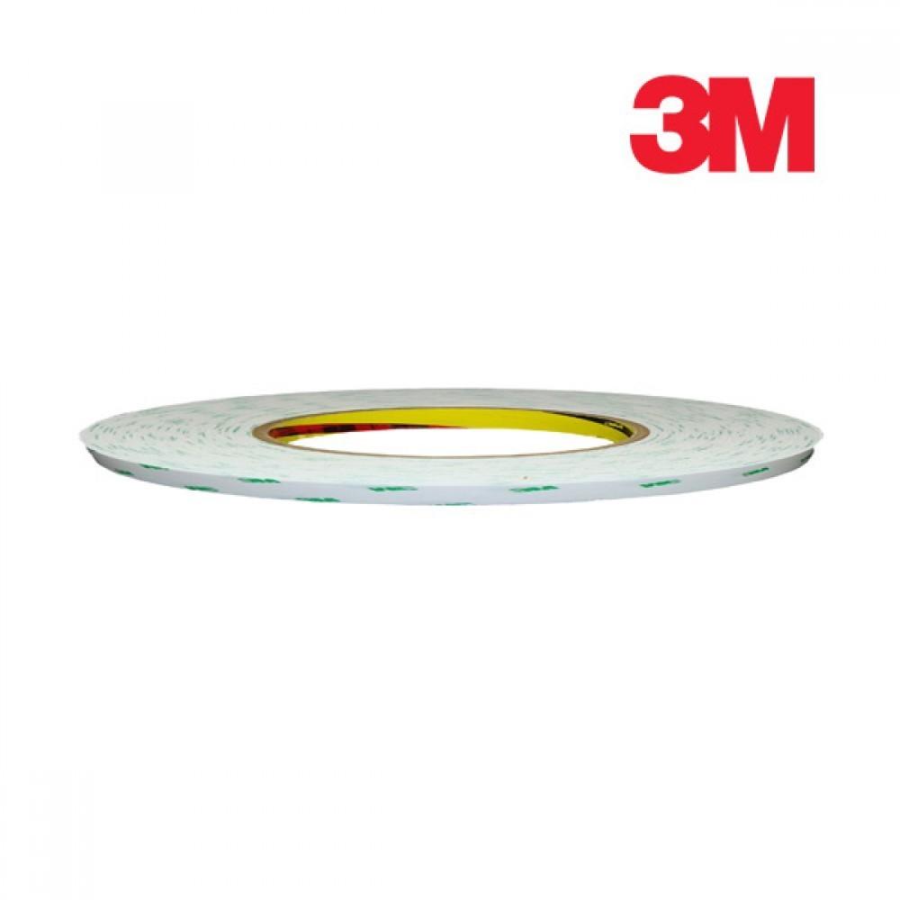 [더산3M]3M 화지양면테이프 9346 8mm x 50M/양면테이프/몰딩양면테이프/3M양면테이프/화지양면테이프/얇은양면테이프/테이프/접착테이프