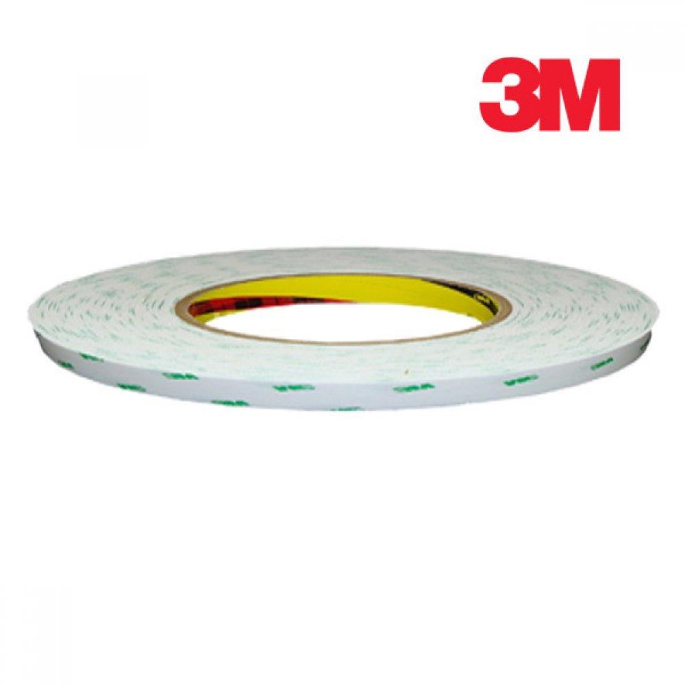 [더산3M]3M 화지양면테이프 9346 10mm x 50M/양면테이프/몰딩양면테이프/3M양면테이프/화지양면테이프/얇은양면테이프/테이프/접착테이프