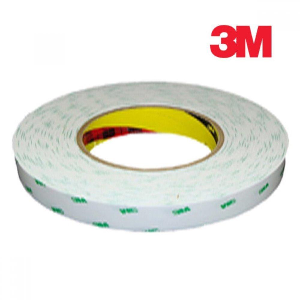 [더산3M]3M 화지양면테이프 9346 15mm x 50M/양면테이프/몰딩양면테이프/3M양면테이프/화지양면테이프/얇은양면테이프/테이프/접착테이프