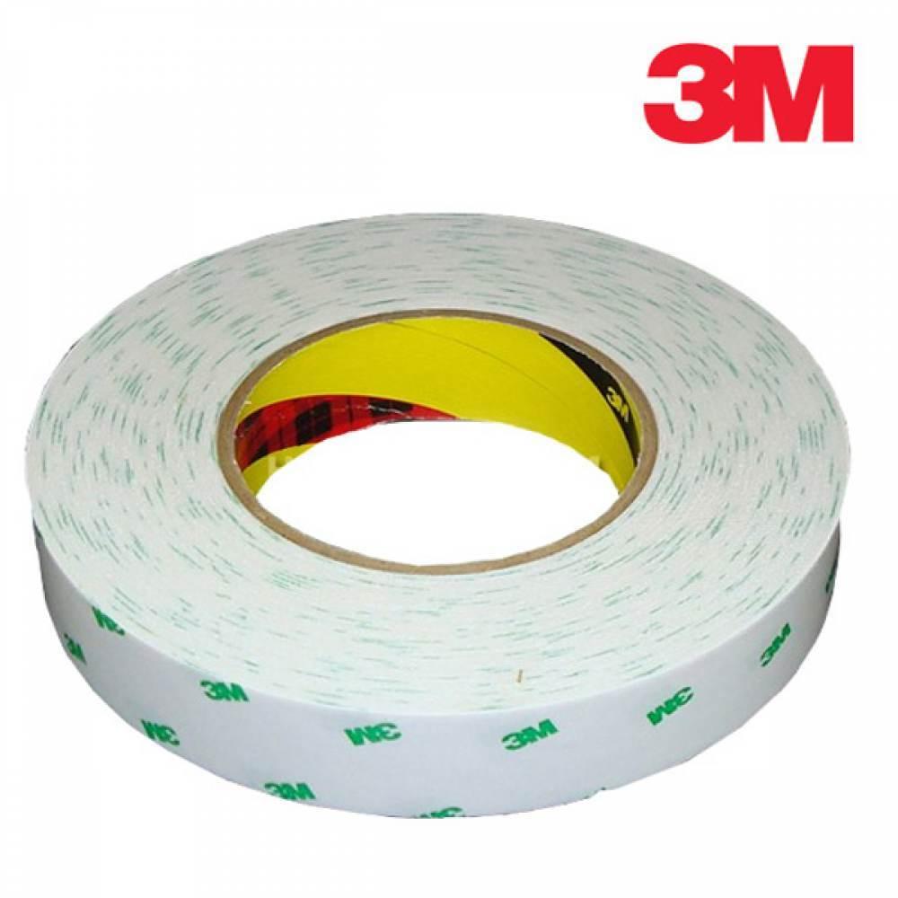 [더산3M]3M 화지양면테이프 9346 20mm x 50M/양면테이프/몰딩양면테이프/3M양면테이프/화지양면테이프/얇은양면테이프/테이프/접착테이프