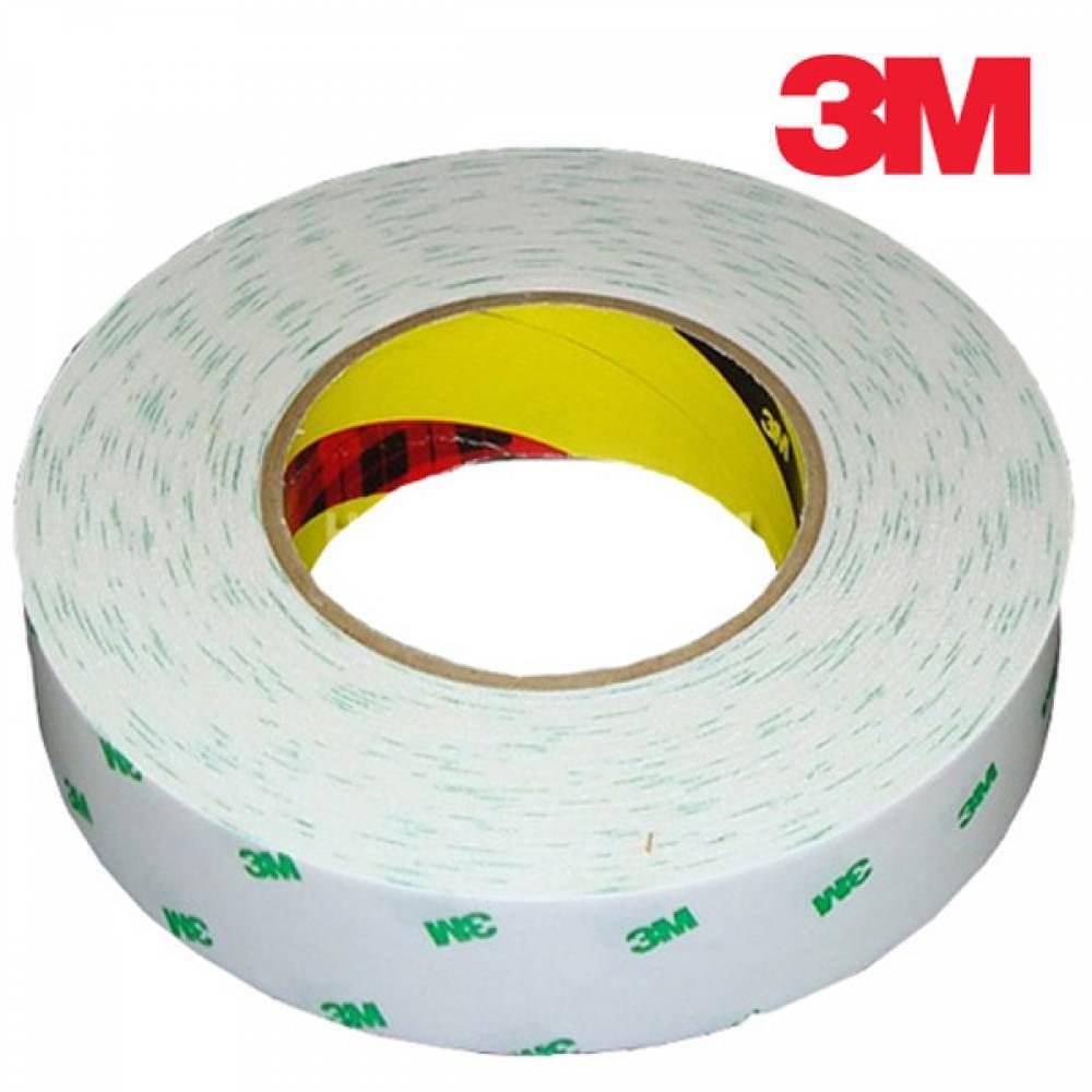[더산3M]3M 화지양면테이프 9346 25mm x 50M/양면테이프/몰딩양면테이프/3M양면테이프/화지양면테이프/얇은양면테이프/테이프/접착테이프