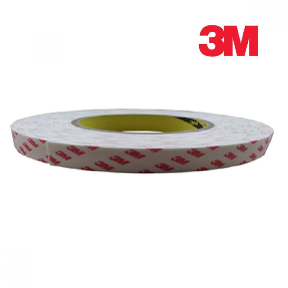 [더산3M]3M PE폼 양면테이프 12mm x 10M/폼테이프/양면테이프/3M양면테이프/3M테이프/임시테이프/테이프/접착테이프