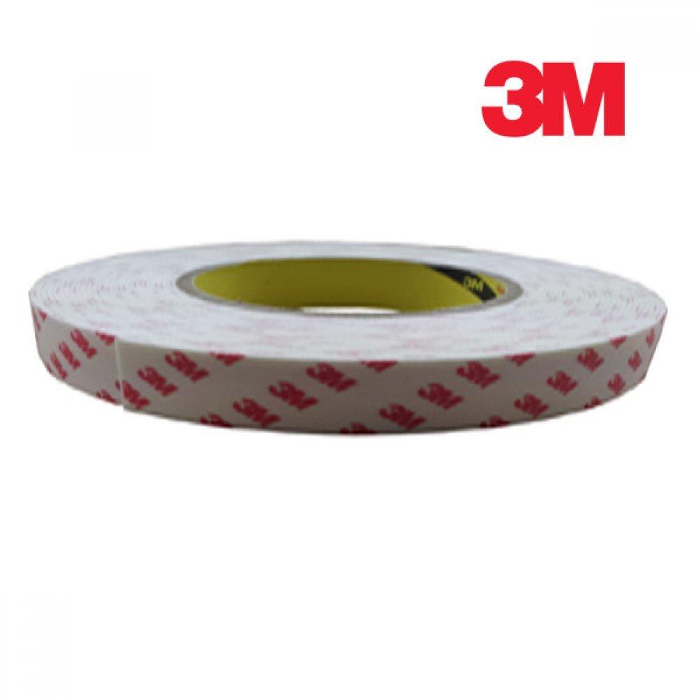 [더산3M]3M PE폼 양면테이프 15mm x 10M/폼테이프/양면테이프/3M양면테이프/3M테이프/임시테이프/테이프/접착테이프