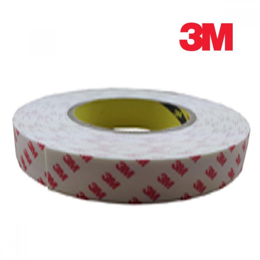[더산3M]3M PE폼 양면테이프 25mm x 10M/폼테이프/양면테이프/3M양면테이프/3M테이프/임시테이프/테이프/접착테이프