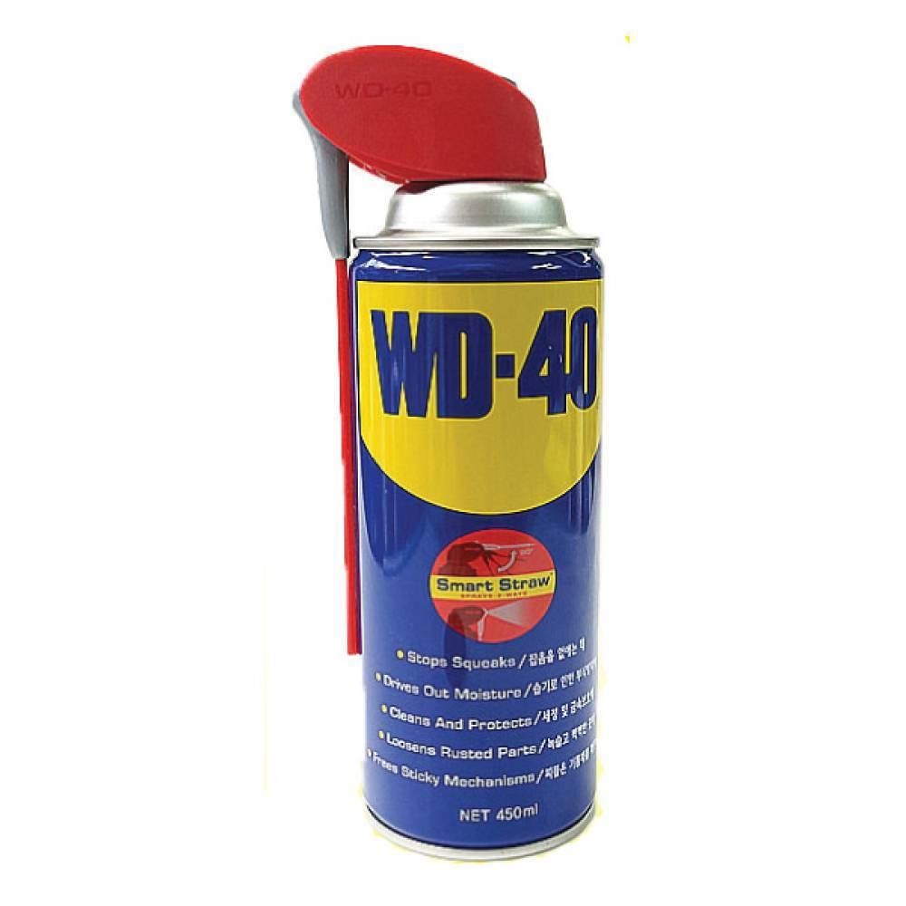 WD-40 450ml 스마트스트로