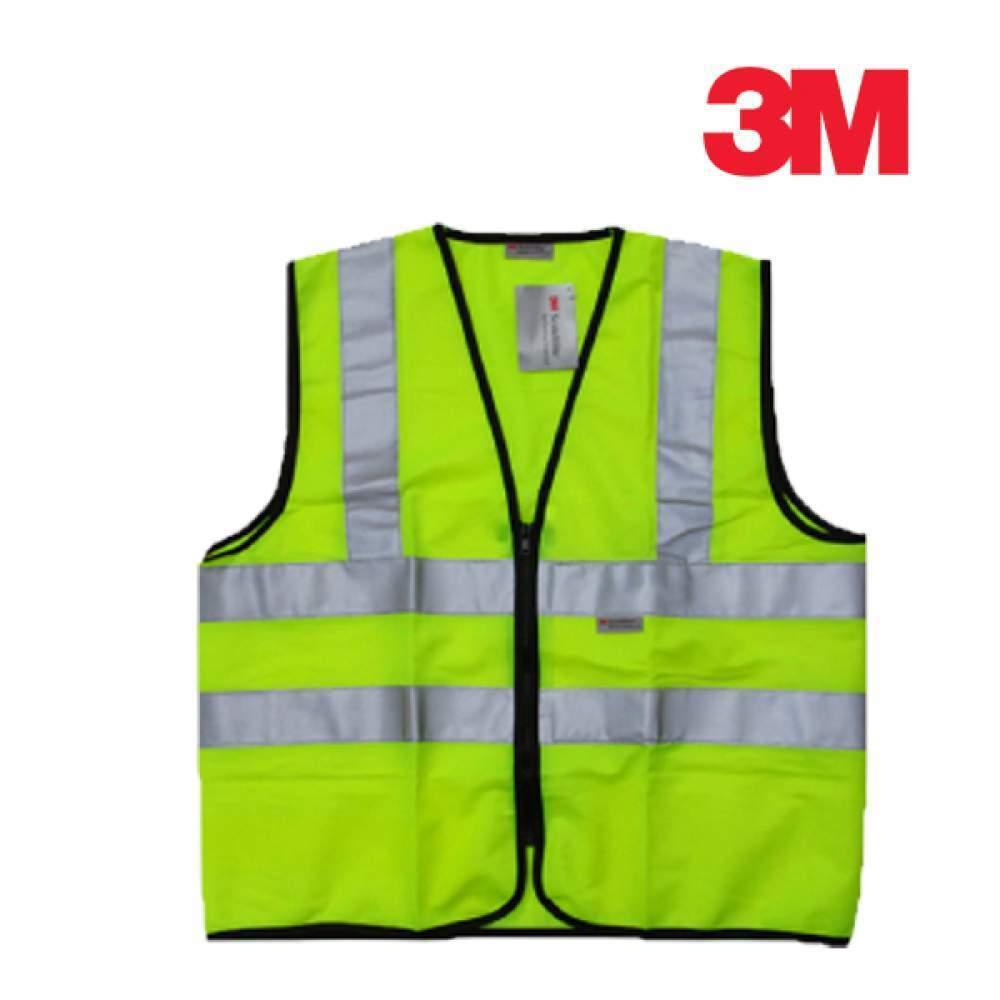[더산3M]3M 스카치라이트 안전반사조끼/안전조끼/형광조끼/반사조끼/작업용조끼/야간작업용조끼/공업용조끼/산업용조끼/야광조끼
