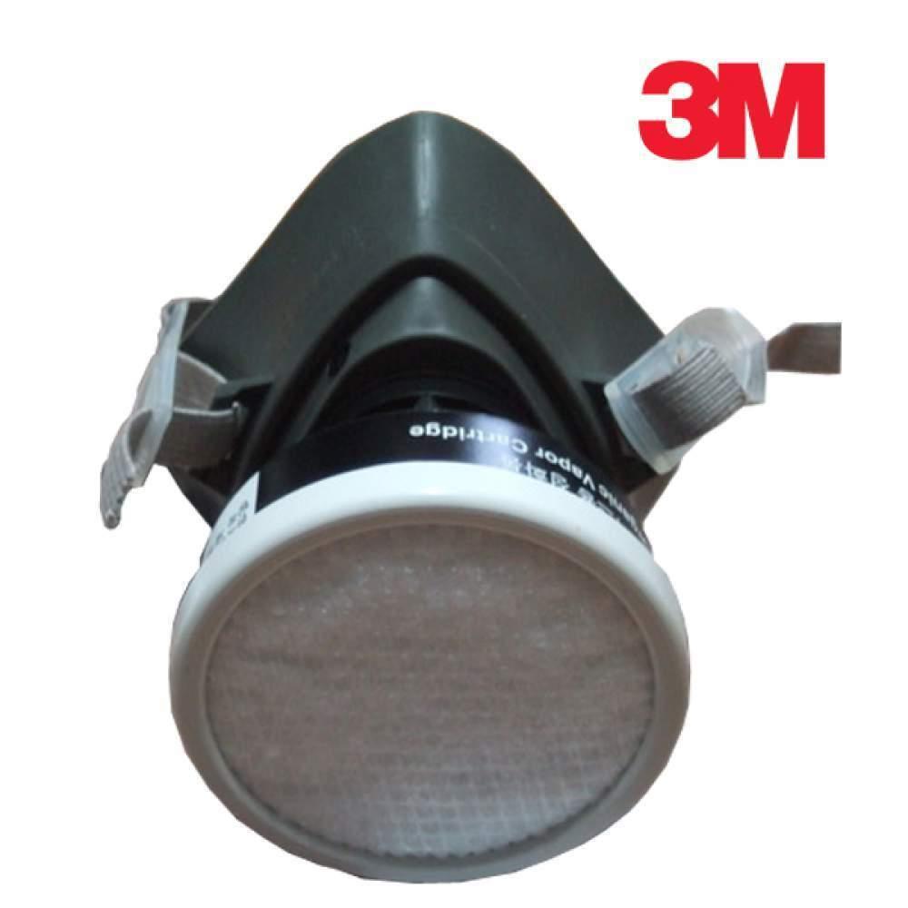 [더산3M]3M 3200 방독마스크세트 3200+3311K-100정화통/방독마스크/산업용마스크/안전마스크/작업용마스크/공장마스크/일반방독면/호흡보호구/마스크휠터