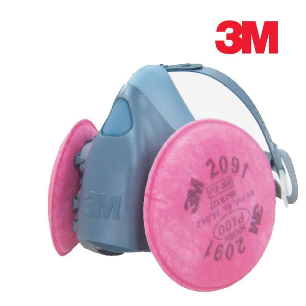 3M 마스크 7502 방진세트 7502+2091