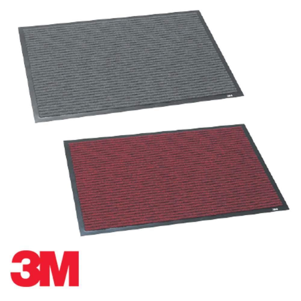 3M 노매드 출입구용 카펫매트 3100 소형 60x90cm 회색