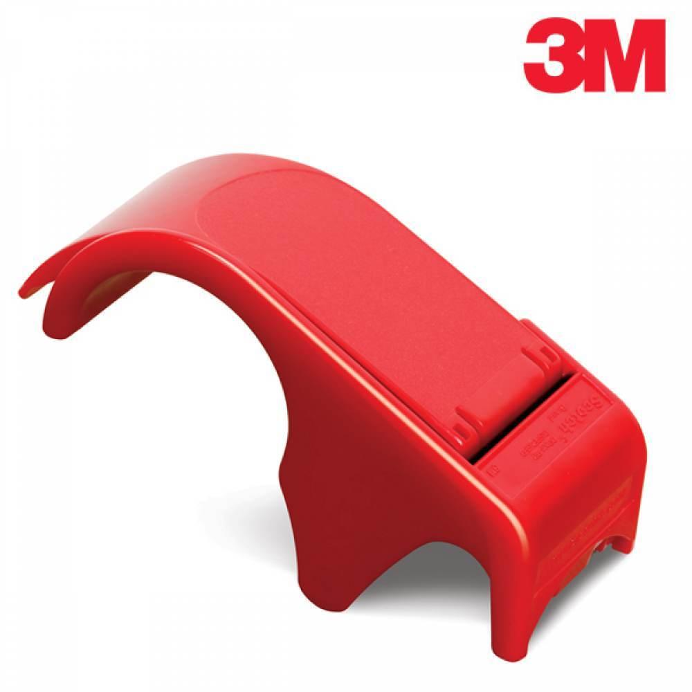 3M 패키징 테이프 커터기 DP-300-RD [제작 대량 도매 로고 인쇄 레이저 마킹 각인 나염 실크 uv 포장 공장 문의는 네이뽕]