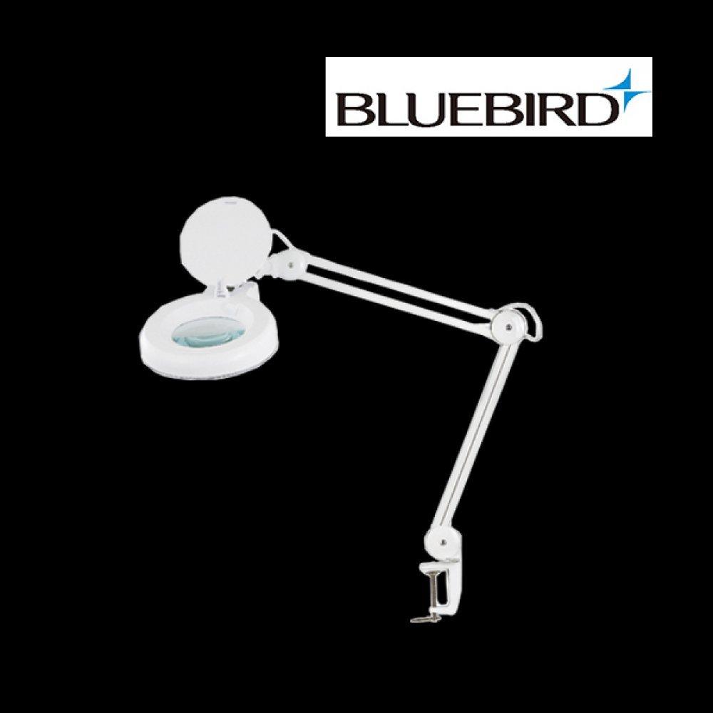 블루버드 조명 확대경 5배율 클립형 BD-F5