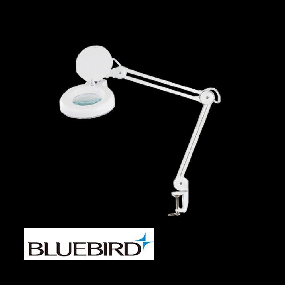 블루버드 조명 확대경 8배율 클립형 BD-F8