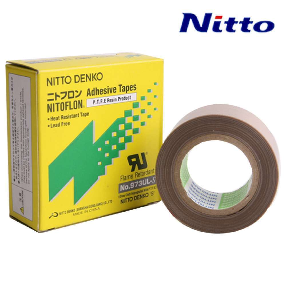 N7 니또 973 내열 테프론 테이프 25mm x 10M