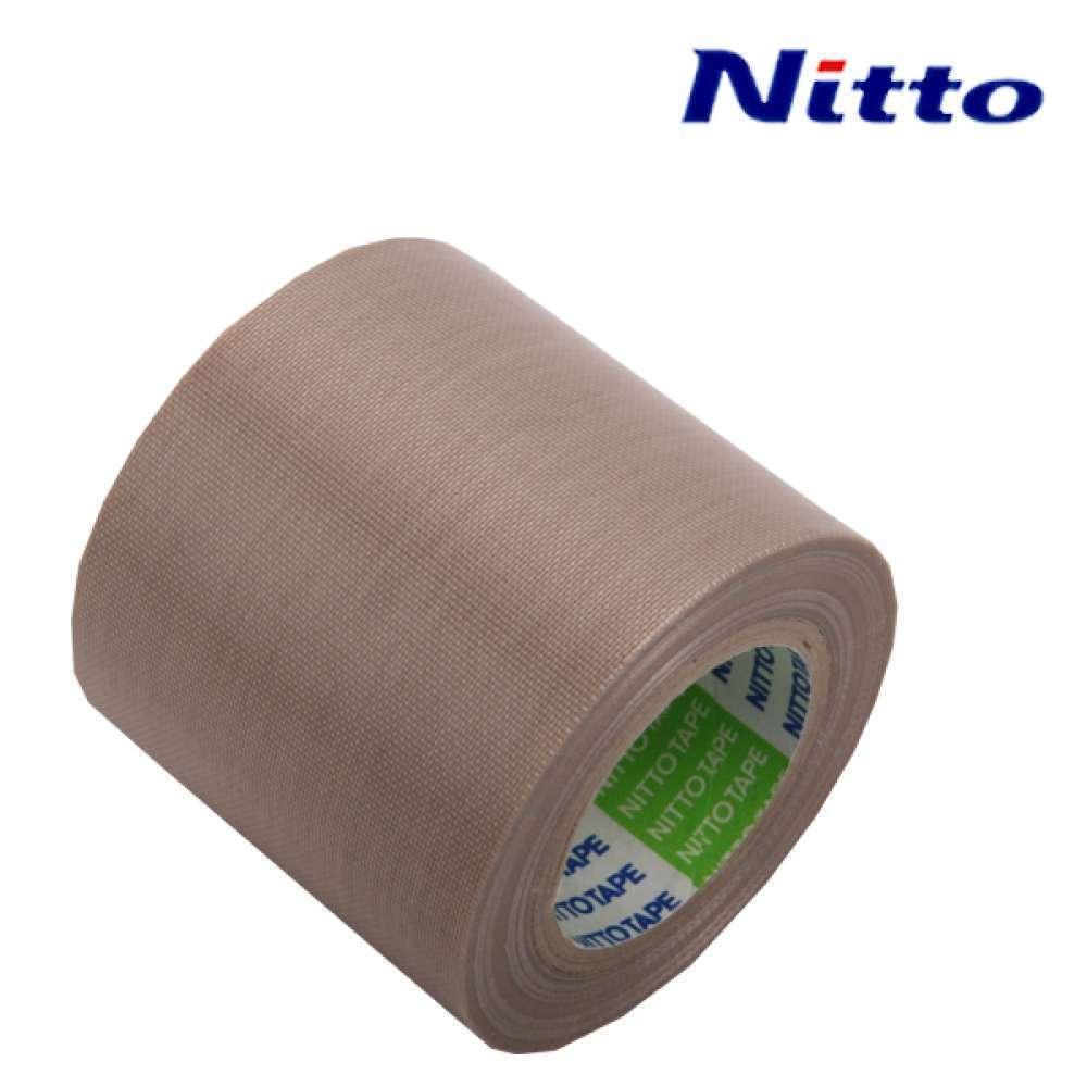 N7 니또 973 내열 테프론 테이프 50mm x 10M