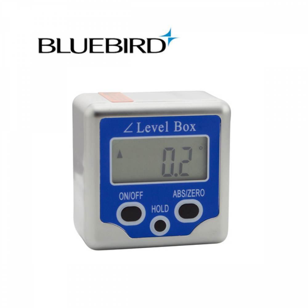 블루버드 자석형 디지털 경사계 각도측정 BD-202SA