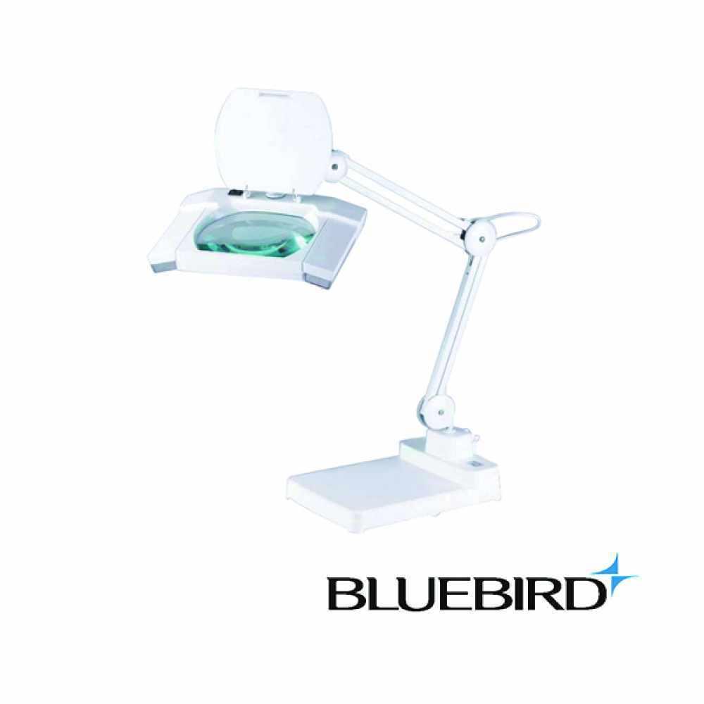 블루버드 LED 조명확대경 5배율 스탠드형 BD-L5