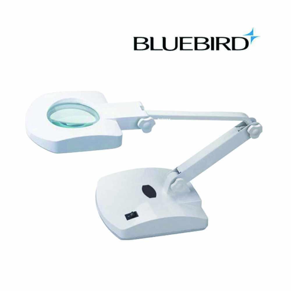 블루버드 LED 조명확대경 이중초점렌즈 BD-L38B