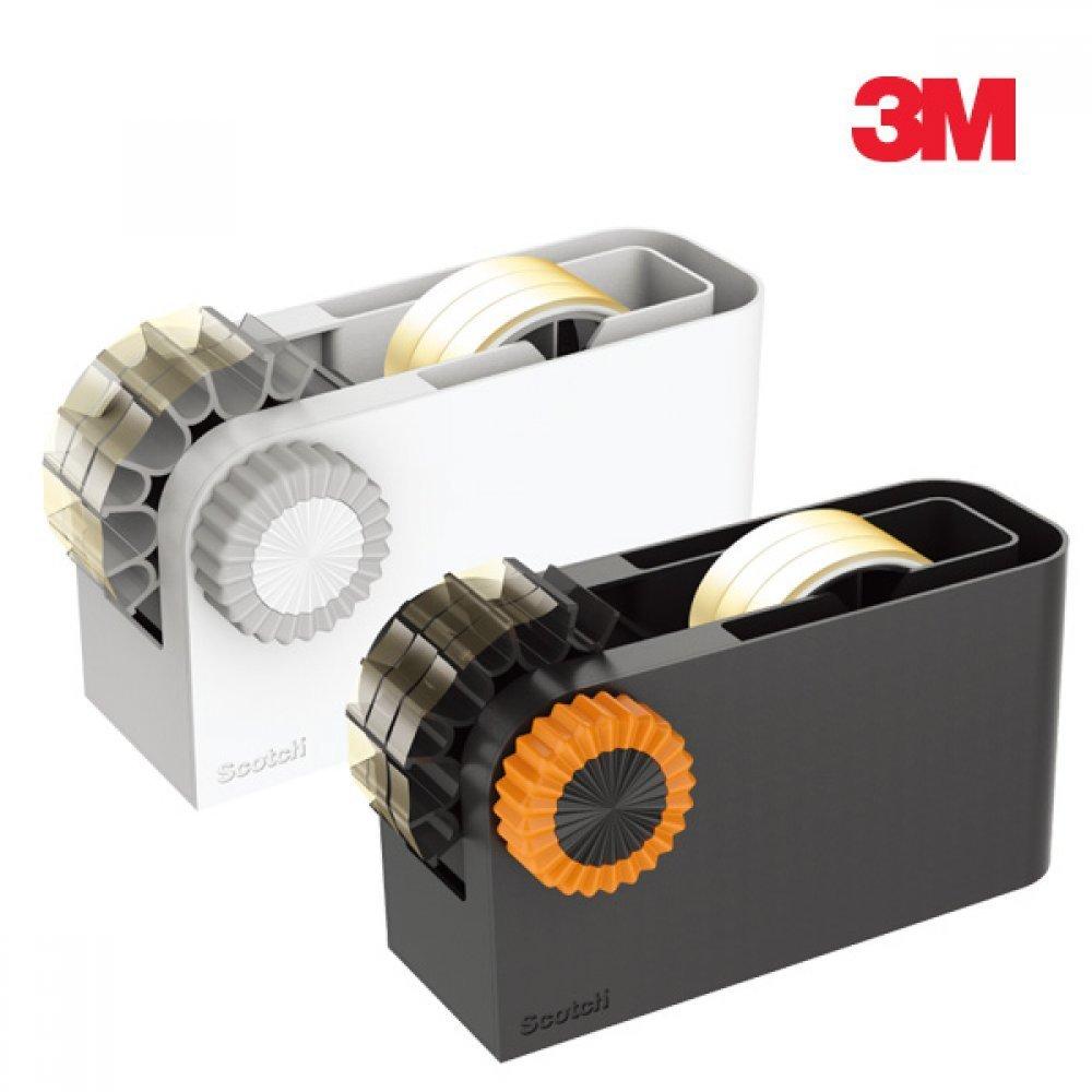 3M 스카치 테이프 디스펜서 커터 커팅 75mm 코어 [제작 대량 도매 로고 인쇄 레이저 마킹 각인 나염 실크 uv 포장 공장 문의는 네이뽕]