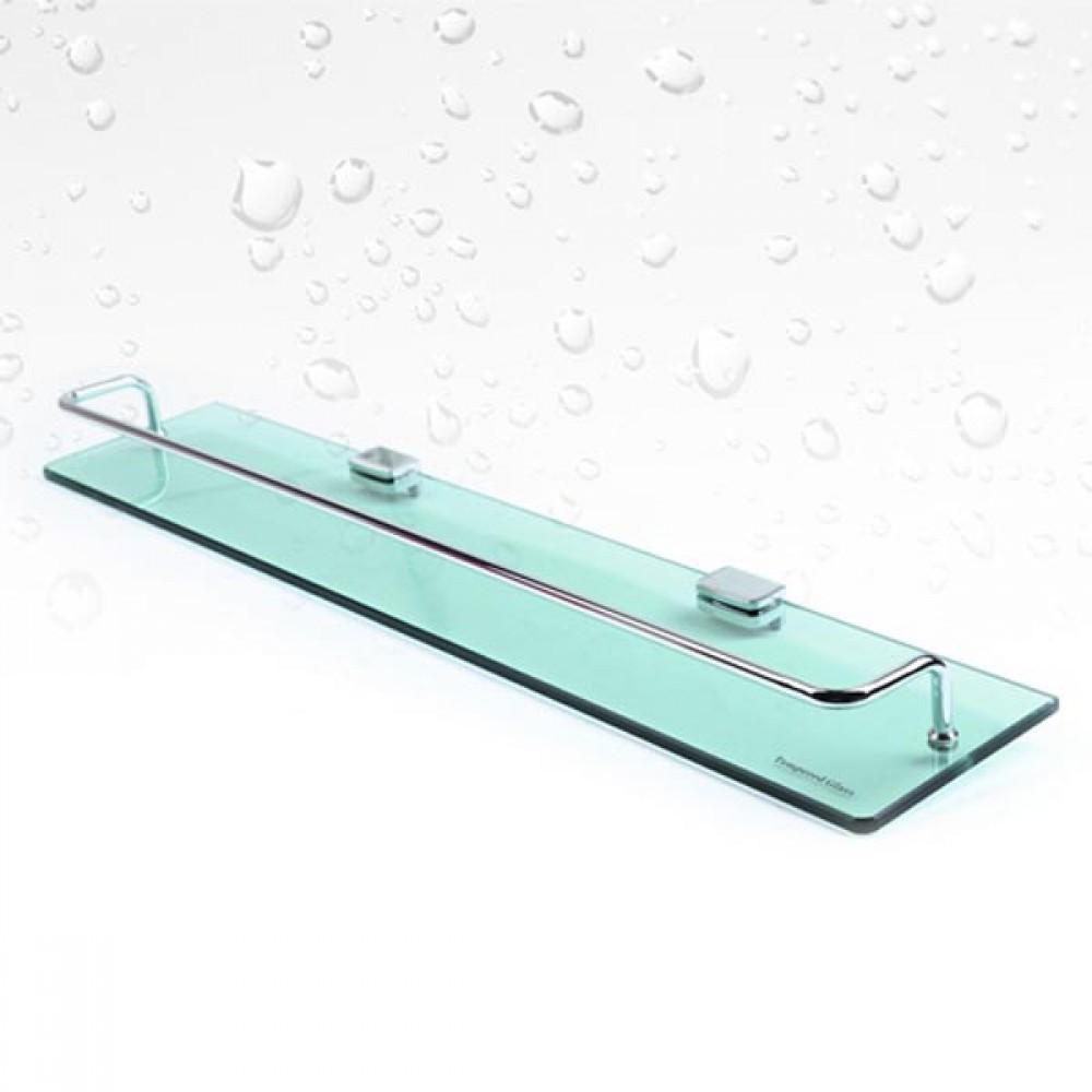 대상 국내산 강화유리 욕실 일자 선반