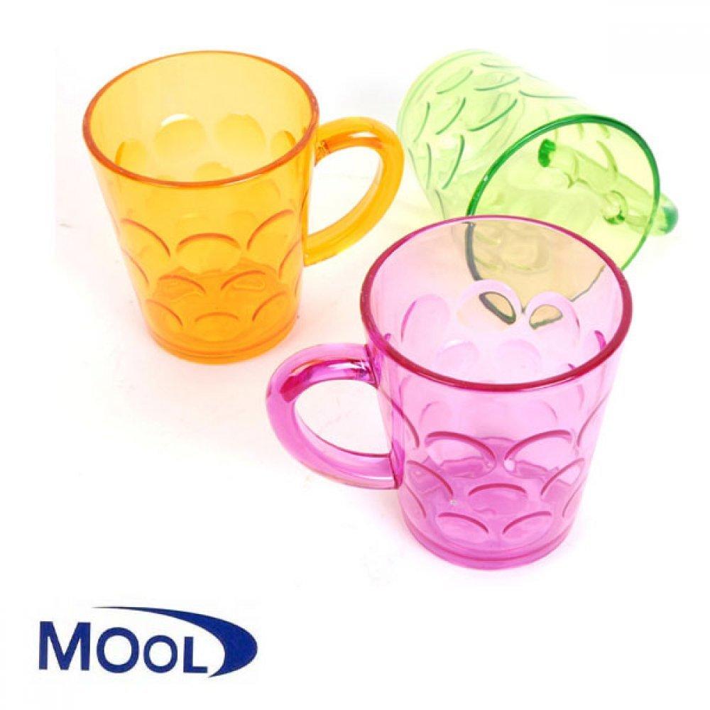 MOOL 물방울 손잡이 컵 소형