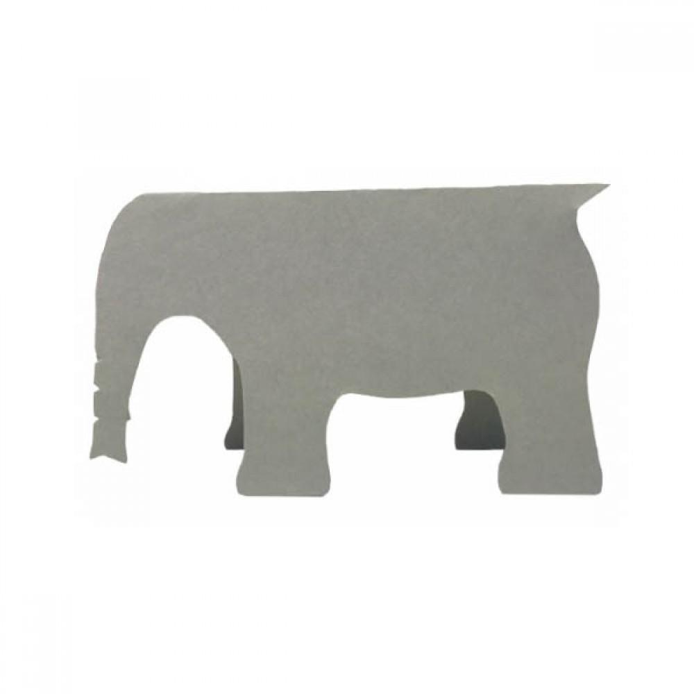 0058 팝 아웃 메모카드 메모지 코끼리 25매 10개묶음