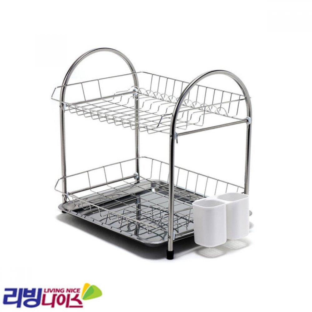 2단 SP 스텐 리빙나이스 식기건조대