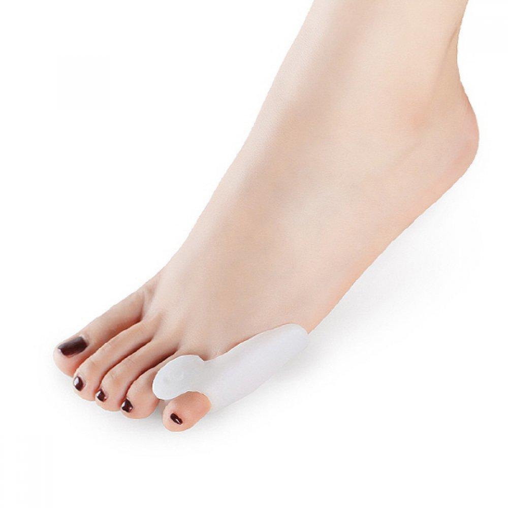 실리콘 1세트 패드 발가락 2개 보호 새끼