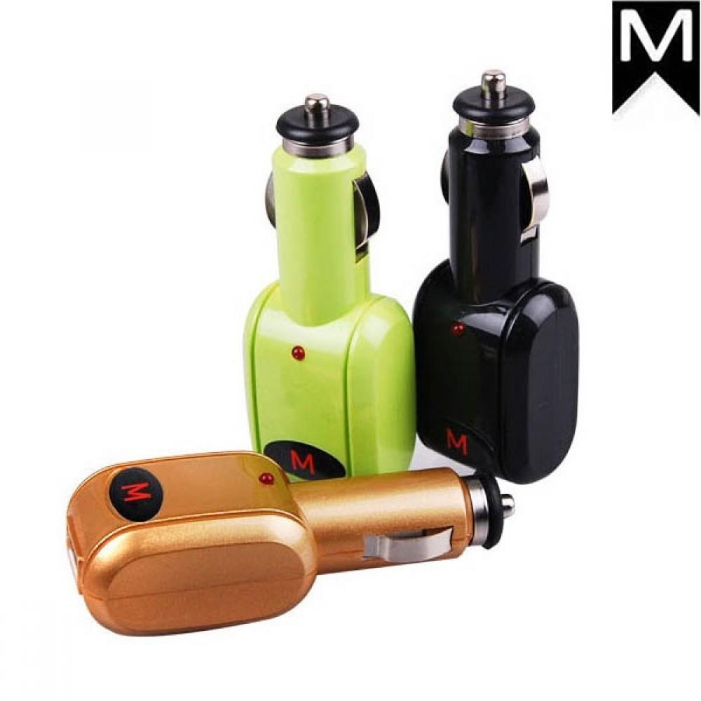 [더산3M]티엔알 차량용 3000 파워 충전기 시거잭/차량액세서리/스마트폰충전기/고속충전기/핸드폰충전기/usb충전기