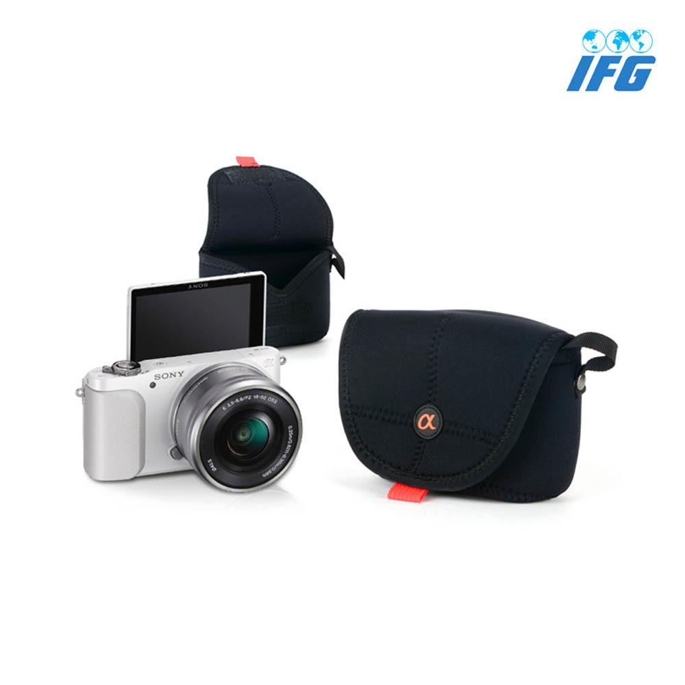 IFG 네오프렌 소니 카메라 케이스 파우치 소니용