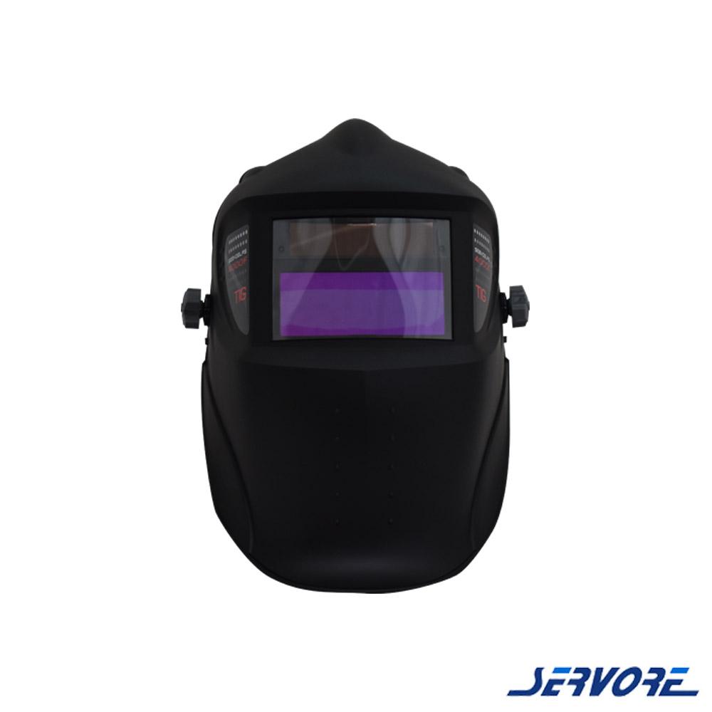써보그라스 4000F-TIG 블랙 자동차광 용접면