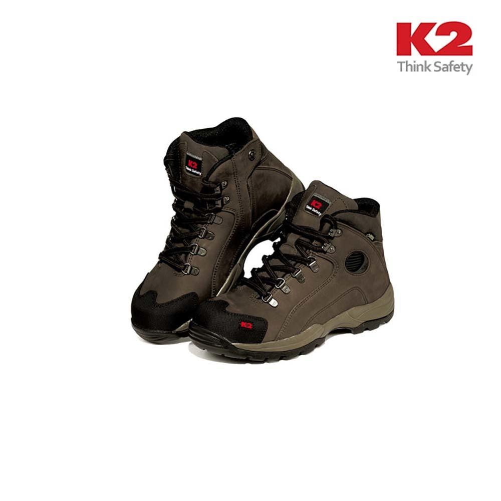 K2 KG-50 고어텍스 지퍼안전화