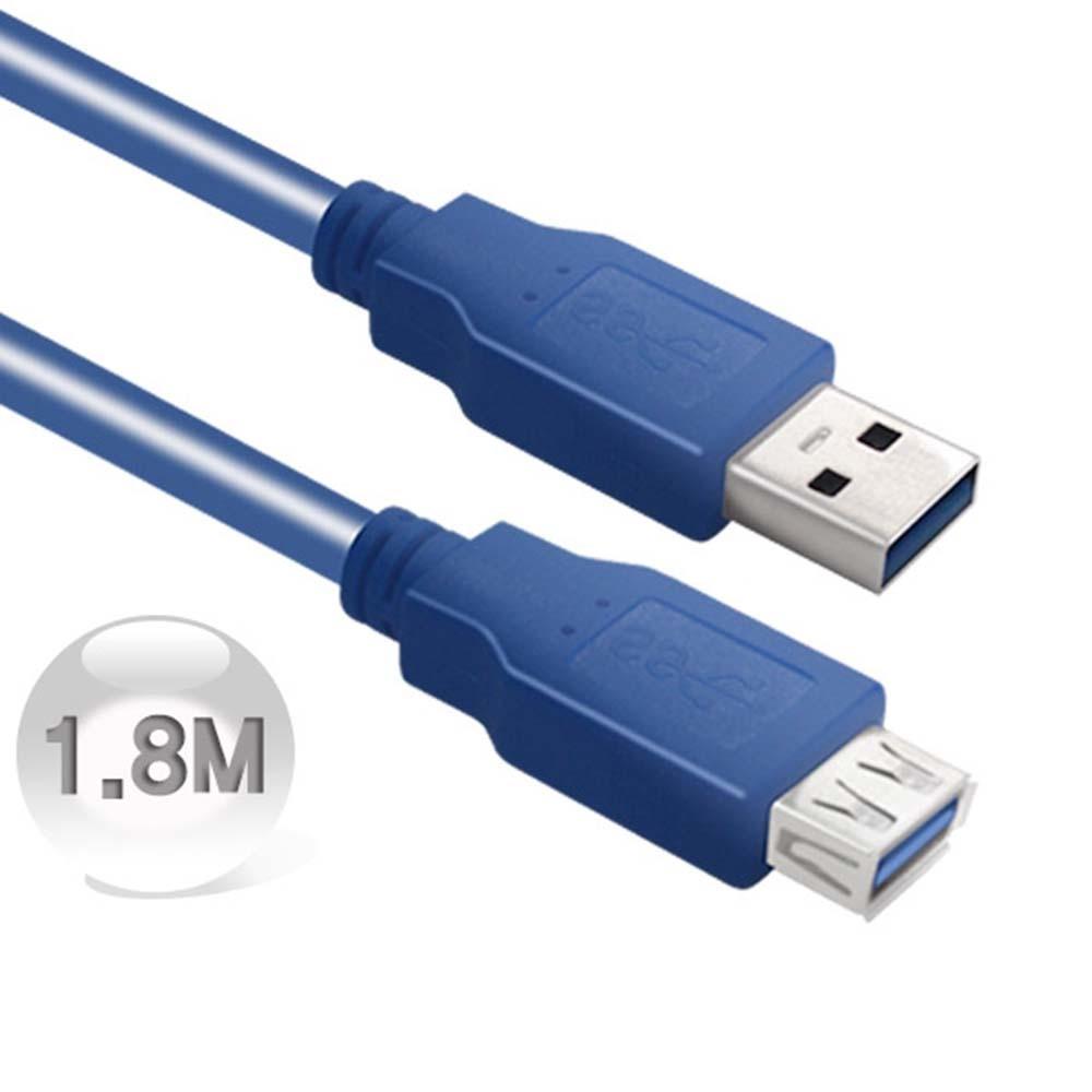 와이어맥스 USB 3.0 AM-AF 연장 케이블 1.8M N-3318