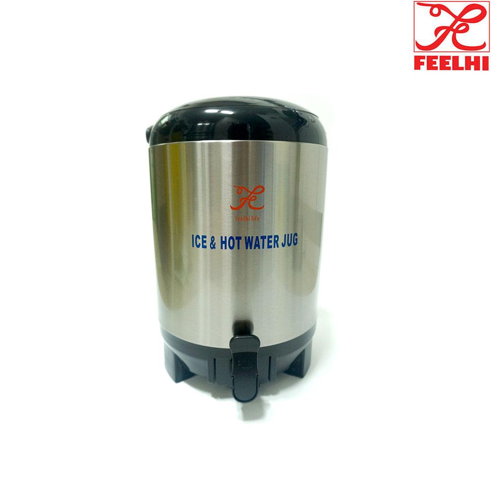 [더산3M]영한 워터저그 보온물통 냉수 온수 7.7L/보온병/보냉병/텀블러/보온보냉물통/보온보냉텀블러