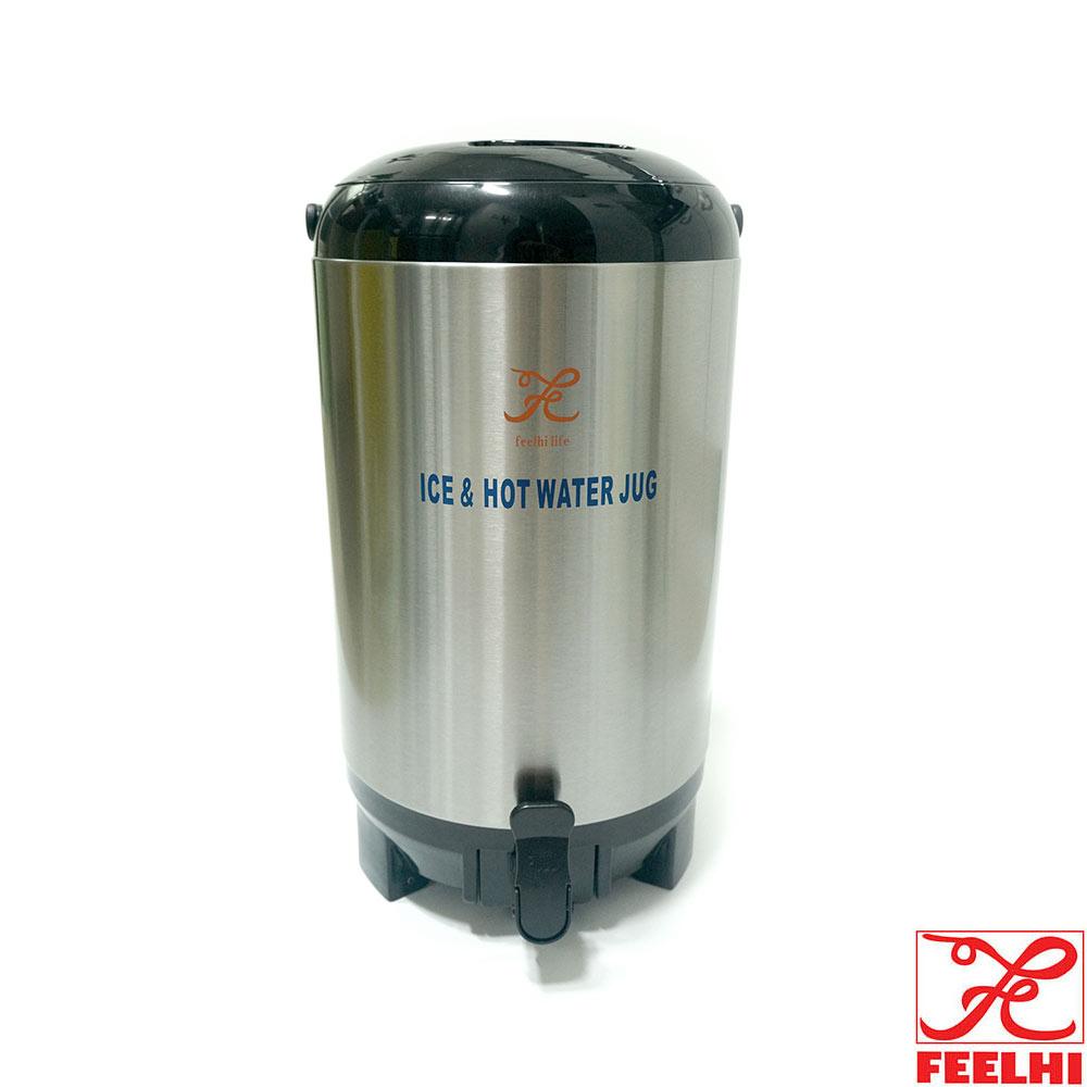 [더산3M]영한 워터저그 보온물통 냉수 온수 9.5L/보온병/보냉병/텀블러/보온보냉물통/보온보냉텀블러