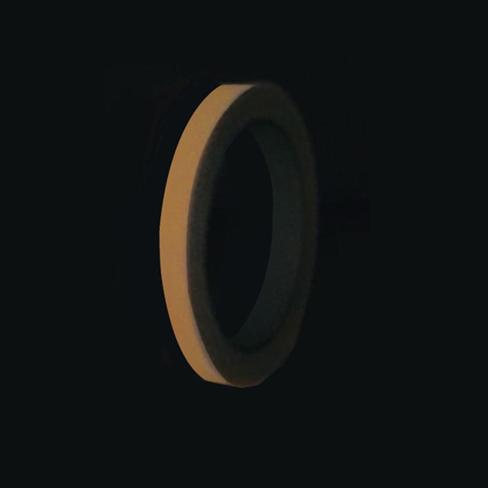 축광 야광 테이프 폭 10mm x 길이 10M 오렌지색