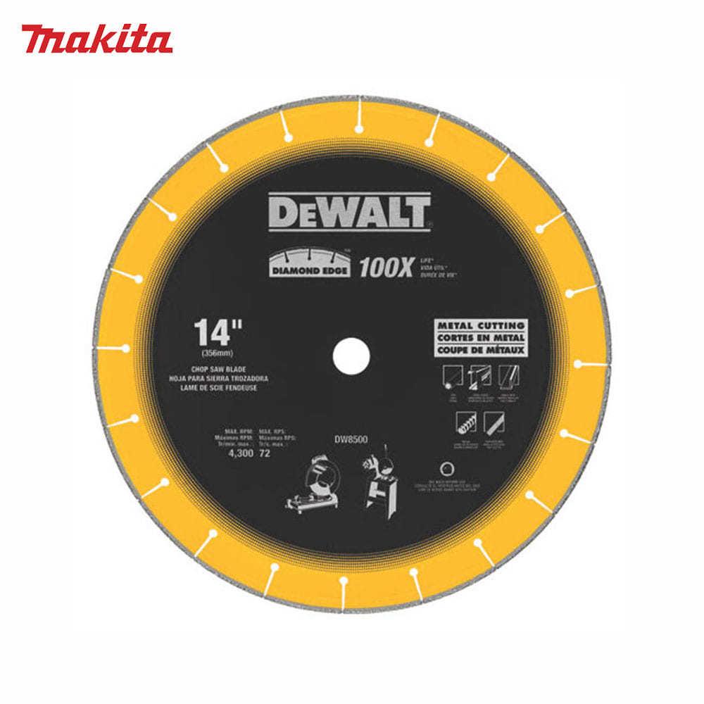 디월트 철재용 다이아몬드날 356x20x2.8T DW8500