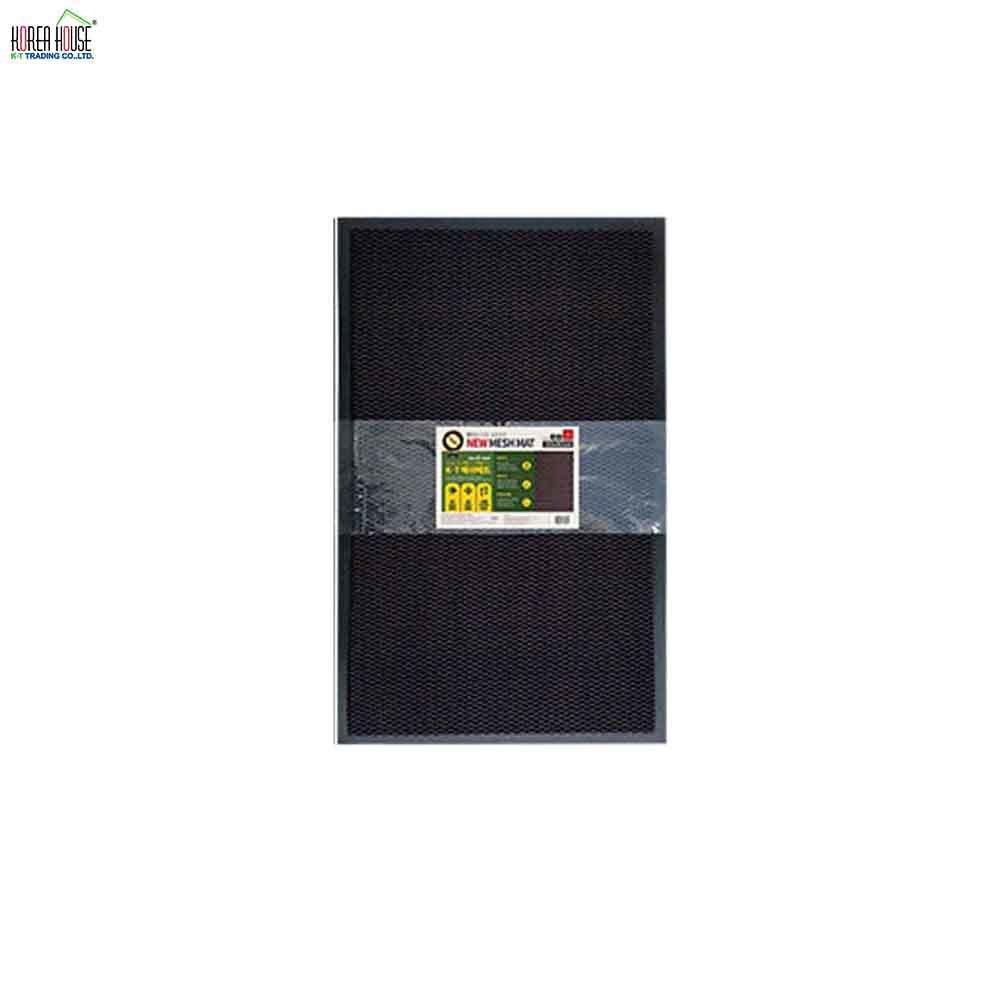 KT 메쉬 매트 발판 라이트 블루 소형 50 x 80