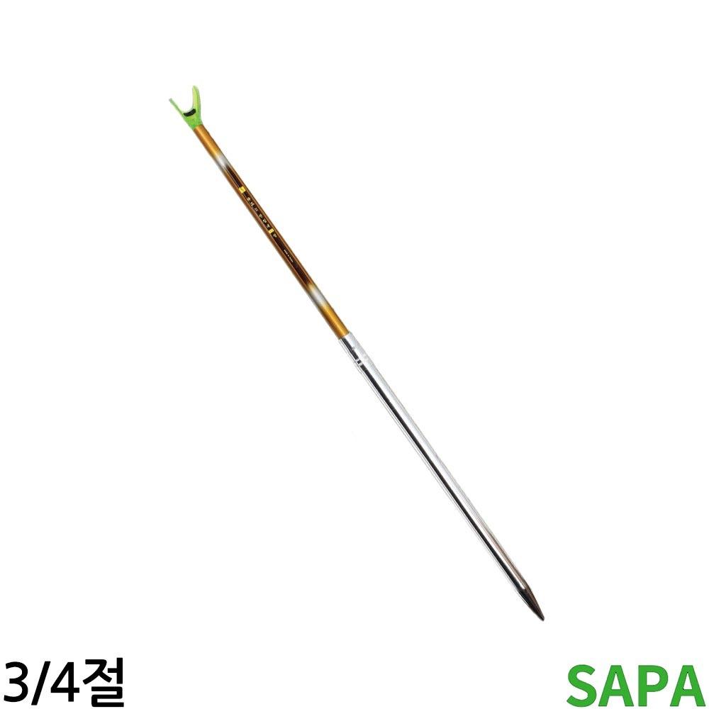 싸파 진품2 낚시받침대 215cm