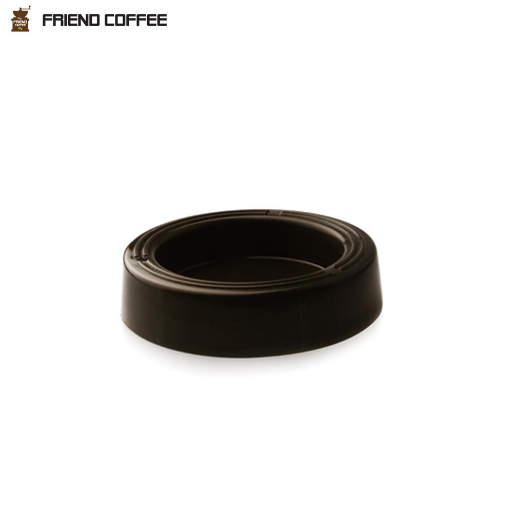 커피 핸드드립 드리퍼 받침대 브라운