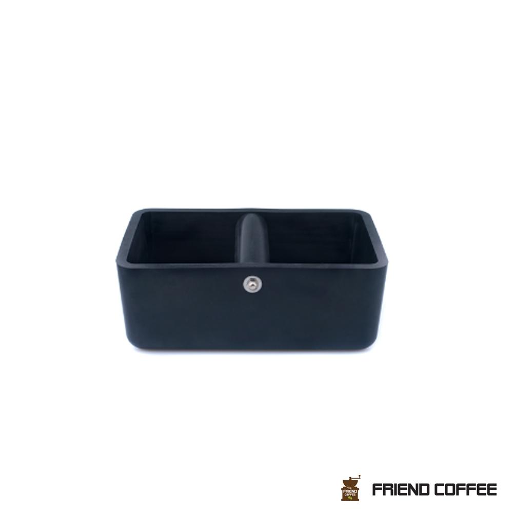 천년 고무 넉박스 커피찌꺼기통