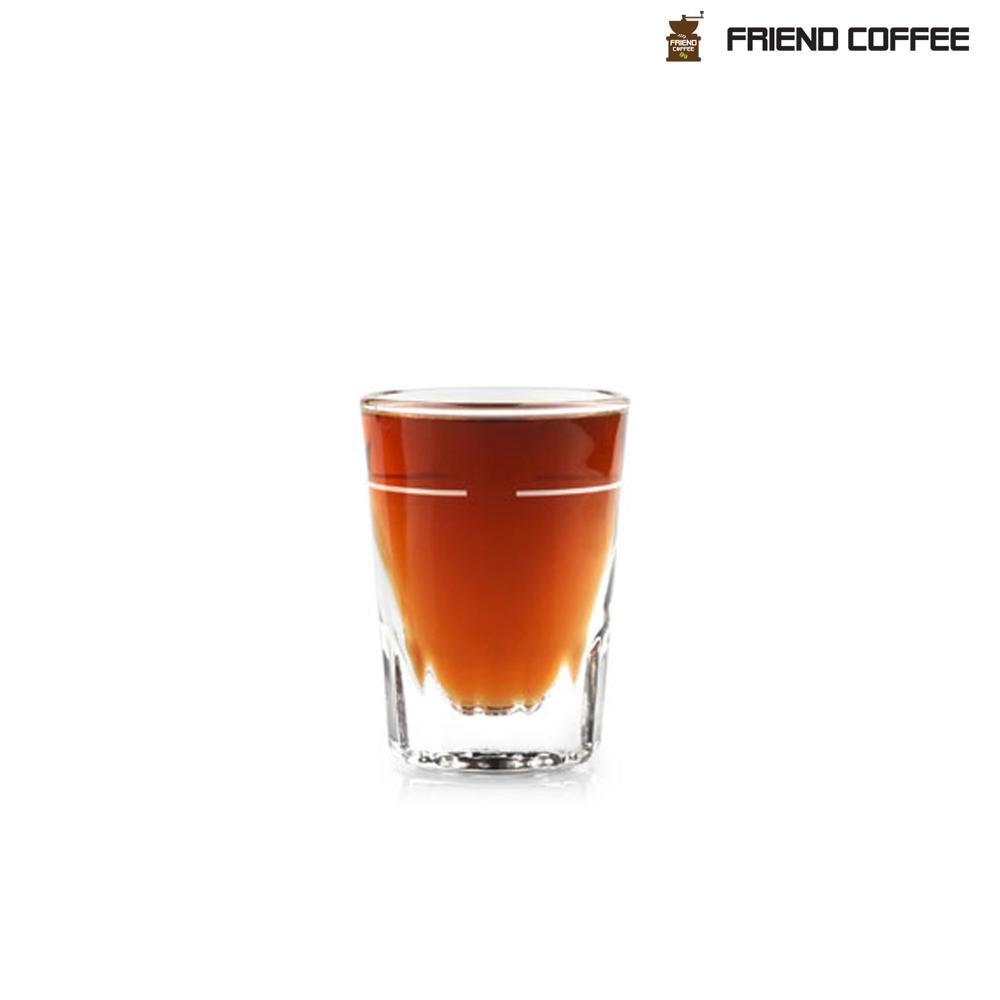프랜드 에스프레소 샷글라스 30ml 1Line