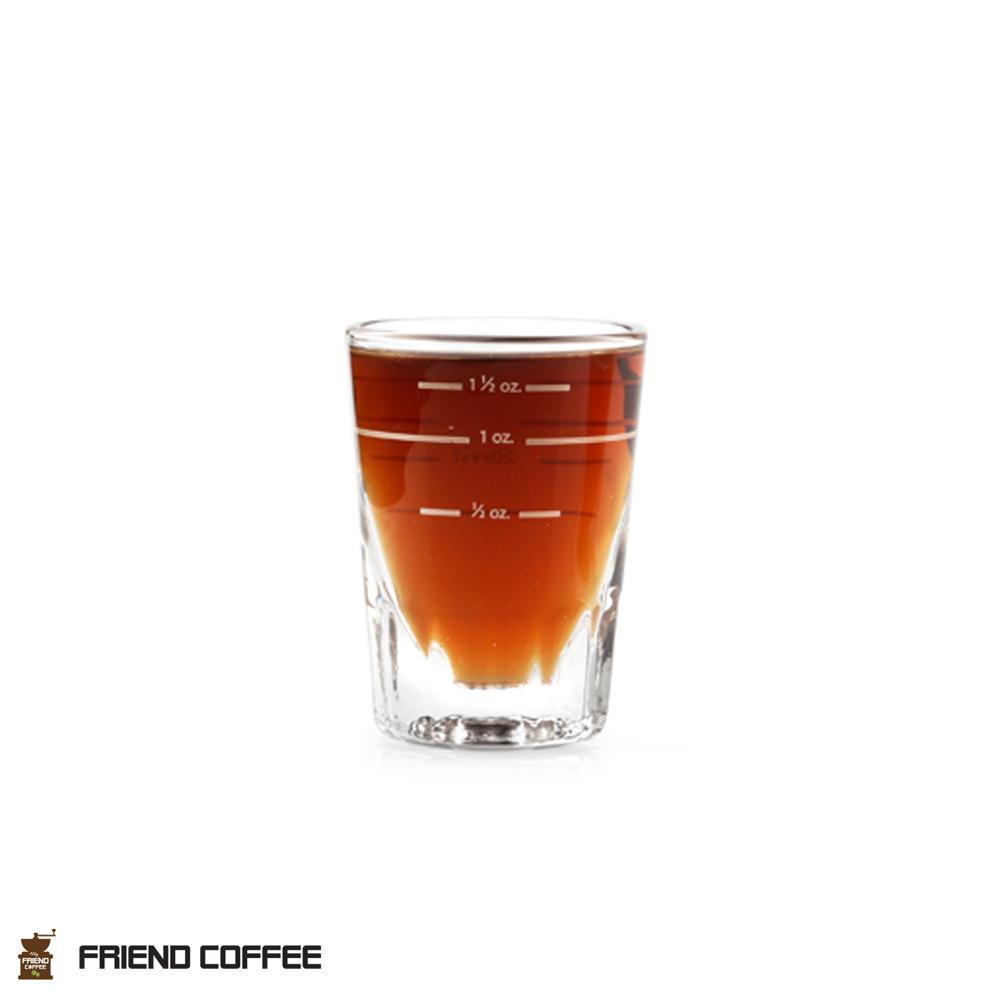 프랜드 에스프레소 샷글라스 90ml 3Line