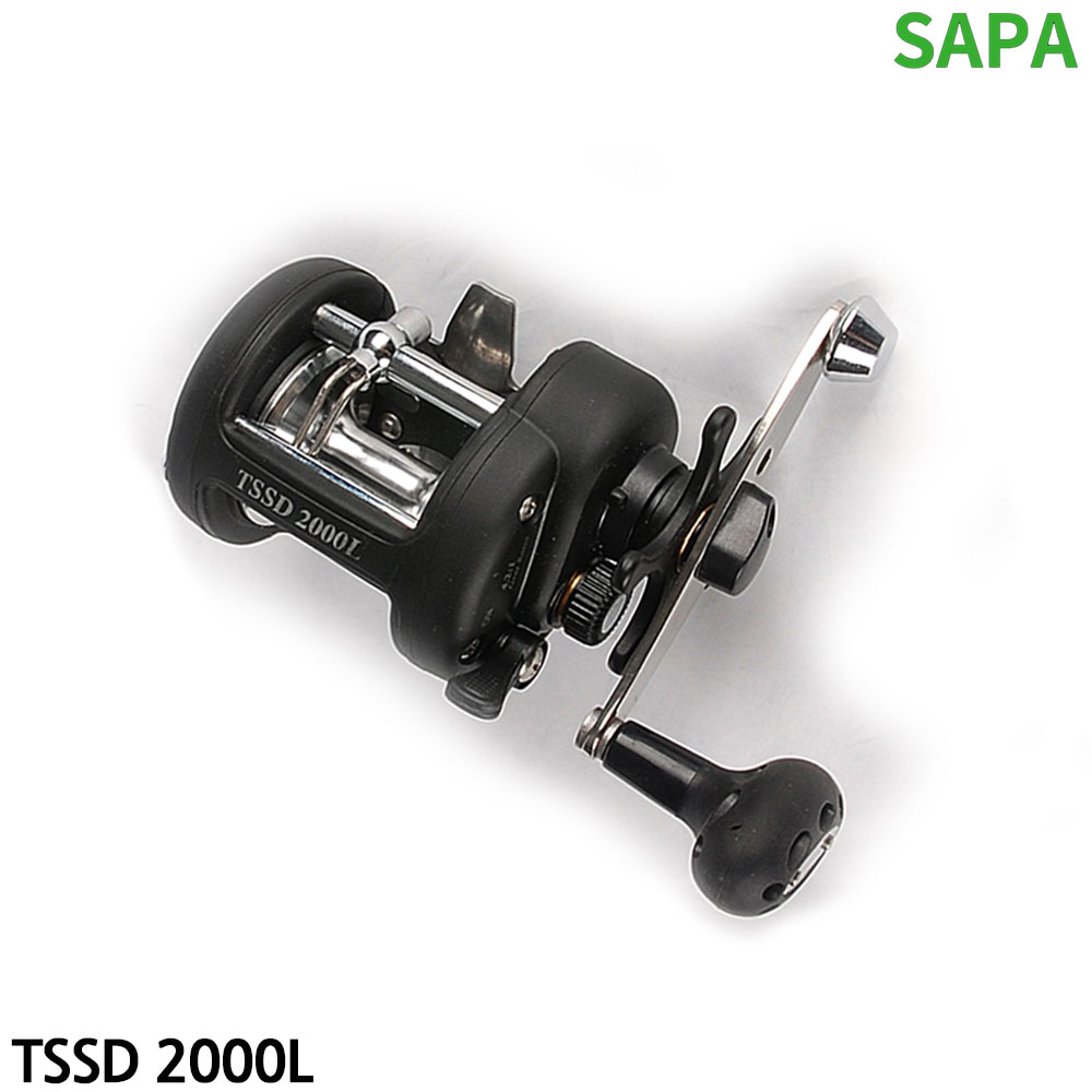 싸파 TSSD장구통 베이트릴 3볼 낚시릴 TSSD 2000L