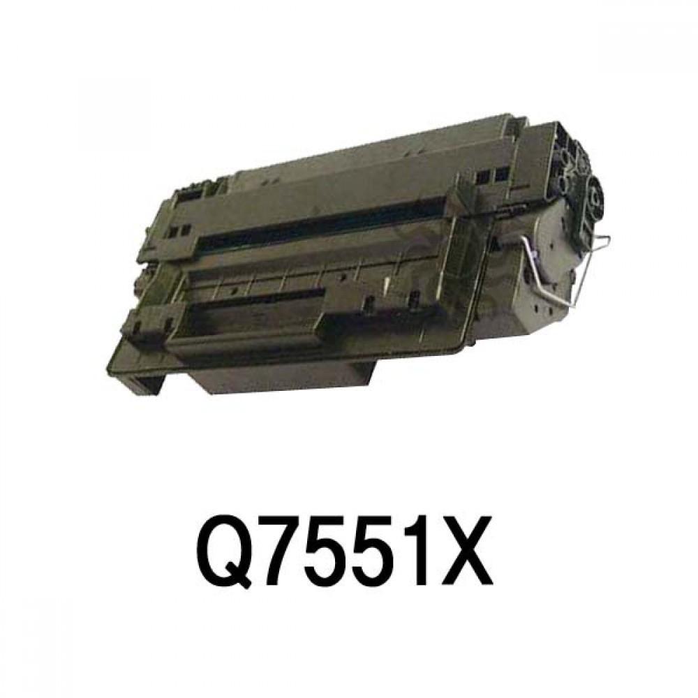MKO토너 Q7551X 호환용 슈퍼재생토너 대용량 검정
